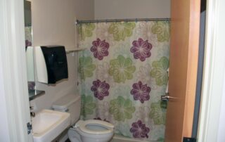 Bathroom at Lacey