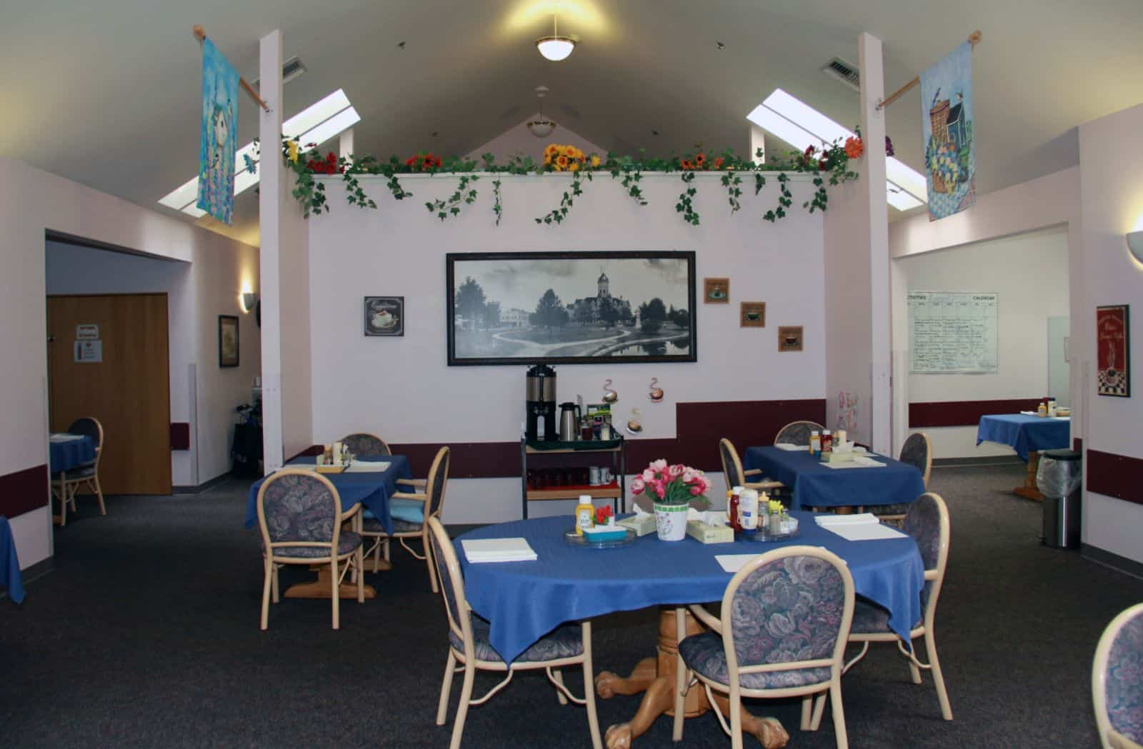 Lacey Dining Room