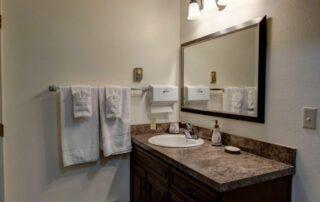 Bathroom at Royal Columbian