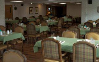 Dining Room at Royal Columbian