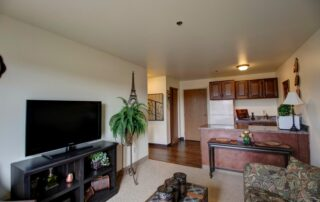 Living Room in Royal Columbian
