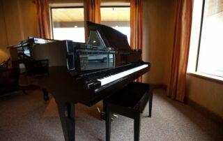 Grand Piano at Royal Columbian