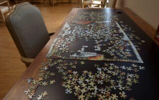 Puzzles at Royal Columbian