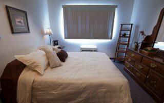 Bedroom at Royal Columbian