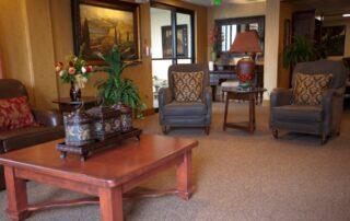 Living Space at Royal Columbian