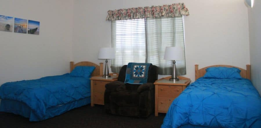 Shared Bedroom Living Options at Lacey